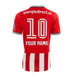 2020-2021 PSV Eindhoven Puma Home Football Shirt (Your Name)
