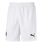 2020-2021 Austria Home Shorts (White)