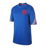 2020-2021 England Nike Training Shirt (Blue) - Kids