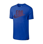 2020-2021 England Ground Tee (Blue)