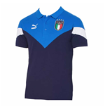 2020-2021 Italy Iconic MCS Polo (Peacot-Blue)