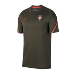 2020-2021 Portugal Nike Training Shirt (Khaki)