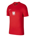 2020-2021 Poland Away Supporters Shirt