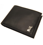 Liverpool FC Metal Crest Leather Wallet