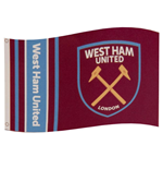 West Ham United FC Flag WM