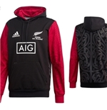 All Blacks Maori Hooded Sweatshirt