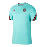 2020-2021 Portugal Nike Training Shirt (Mint)