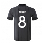 2020-2021 Olympique Lyon Adidas Away Football Shirt (AOUAR 8)