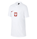 2020-2021 Poland Home Supporters Jersey - Kids
