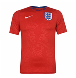 2020-2021 England Nike Pre-Match Training Shirt (Red)