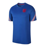 2020-2021 England Nike Training Shirt (Blue)