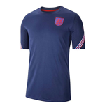 2020-2021 England Nike Training Shirt (Navy)