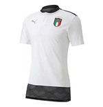 2020-2021 Italy Casuals Polo Shirt (White)