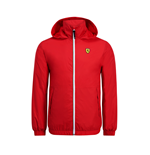 Mens Windbreaker Red