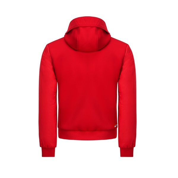 Mens Bomber Jacket Red