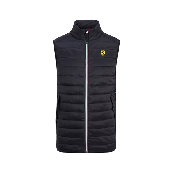 Mens Sf Gilet Black