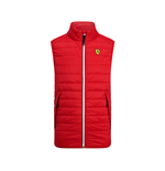 Mens Sf Gilet Red