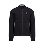 Mens Sweat Jacket Black