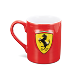 Scudetto 3d Mug Red