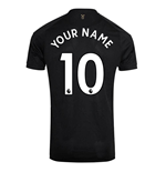 2020-2021 West Ham Third Football Shirt (Kids) (Your Name)
