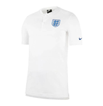 2020-2021 England Nike Authentic Polo Shirt (White)