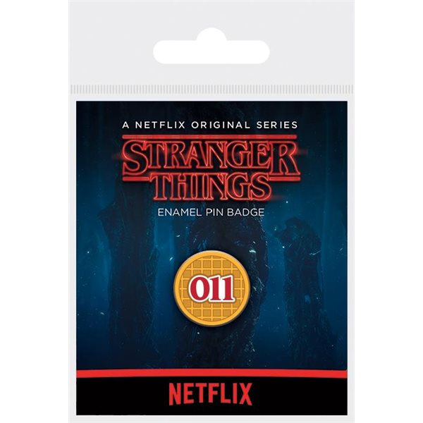 Stranger Things Pin 408536