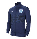 2020-2021 England Nike Anthem Jacket (Navy)