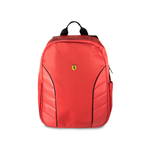 Scuderia Ferrari Compact Backpack Red  15""
