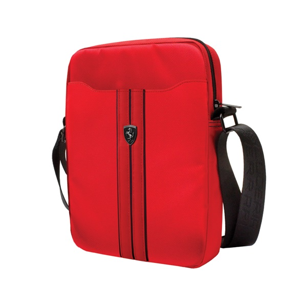 "Urban  Collection Tablet Bag  10"" Red"