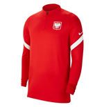 2020-2021 Poland Drill Top (Red)