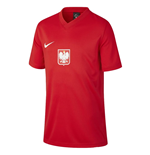 2020-2021 Poland Away Supporters Jersey (Kids)