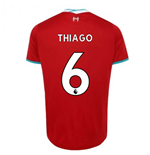 2020-2021 Liverpool Home Shirt (Kids) (THIAGO 6)