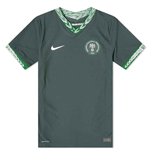 2020-2021 Nigeria Vapor Away Shirt