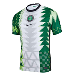 2020-2021 Nigeria Home Shirt