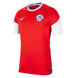 2020-2021 Chile Home Shirt