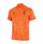 2020-2021 Real Madrid EU Training Jersey (Orange)