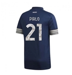 2020-2021 Juventus Adidas Away Shirt (Kids) (PIRLO 21)