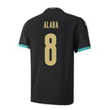 2020-2021 Austria Away Puma Football Shirt (ALABA 8)