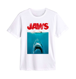 Jaws T-Shirt Jaws Poster