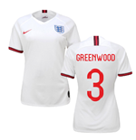 2019-2020 England Home Nike Womens Shirt (Greenwood 3)