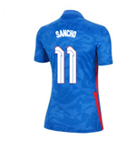 2020-2021 England Away Shirt (Ladies) (Sancho 11)