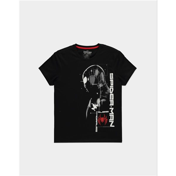 Spider-Man - Miles Morales - Silhouette - T-shirt