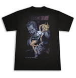 TRUE BLOOD Issue 2 Cover Art Black Graphic T Shirt