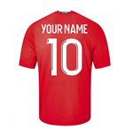 2020-2021 Lille Home Football Shirt (Your Name)