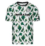 2020-2021 Nigeria Pre-Match Training Shirt (White)