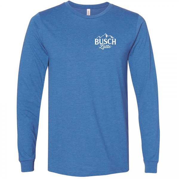 Busch Latte Logo Long Sleeve Shirt