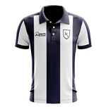 2020-2021 West Brom Home Concept Football Shirt - Womens