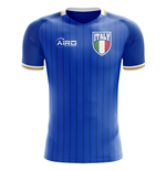 2020-2021 Italy Home Concept Football Shirt - Little Boys