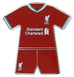 Liverpool FC Home Kit Fridge Magnet