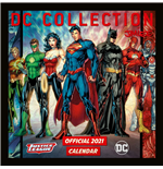 DC Comics Calendar 2021 *English Version*